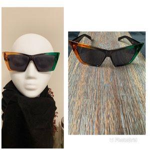 A.J MORGAN sunglasses Cateye
